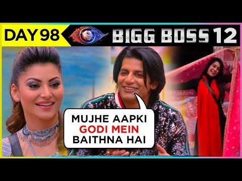 Karanvir Bohra FLIRTS With Urvashi Rautela| Bigg Boss 12