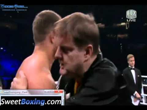 Edmund Gerber vs Marcus McGee 03/12/11