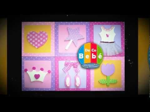 Decoracion de cuartos de bebe decoracion para cuartos de for Decoracion bebe
