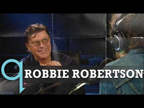 Robbie Robertson Talks About Jack Ruby, Robbing A Poker Game And His New Memoir