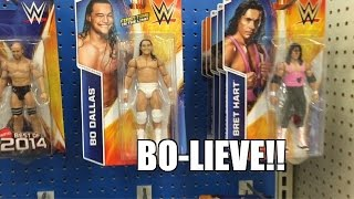 TARGET has WWE SERIES 49 Mattel Wrestling Figures! Epic TOY HUNT