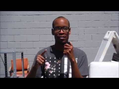 Word From the Street with MC Gino Byrd - Episode 1