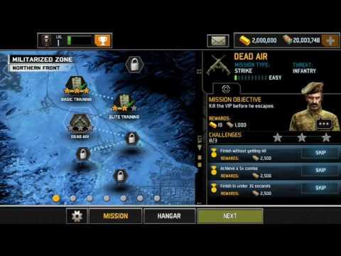 Drone Shadow Strike ver  1 3 43 Mod Unlimited Cash + Gold