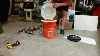 Portable Toilet For $15