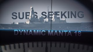 Subs seeking in Dynamic Manta 18