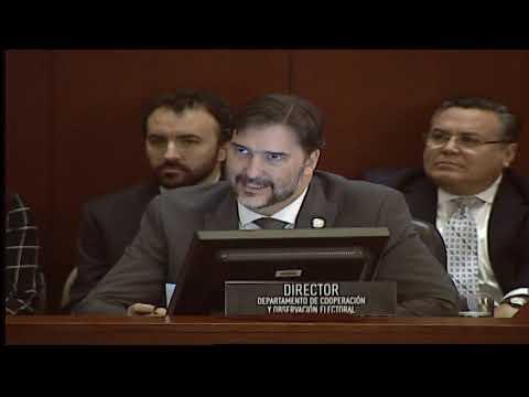 La OEA debate sobre el golpe de Estado en Bolivia