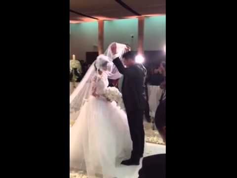 evan kohanian singing boi kallah to his bride vanessa