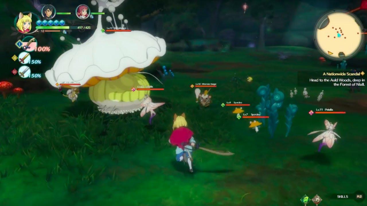 Ni no Kuni 2: Revenant Kingdom Official Evan Character