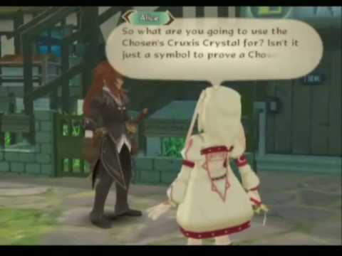 Tales of Symphonia 2  Sidequest: Alice and Decus