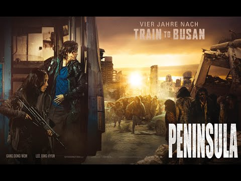 Peninsula - Trailer Deutsch HD - Ab 08.10.20 im Kino!