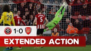 Sheffield United 1-0 Arsenal | Extended Premier League highlights