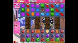 Candy Crush Saga - Level 1474 (3 star, No boosters)