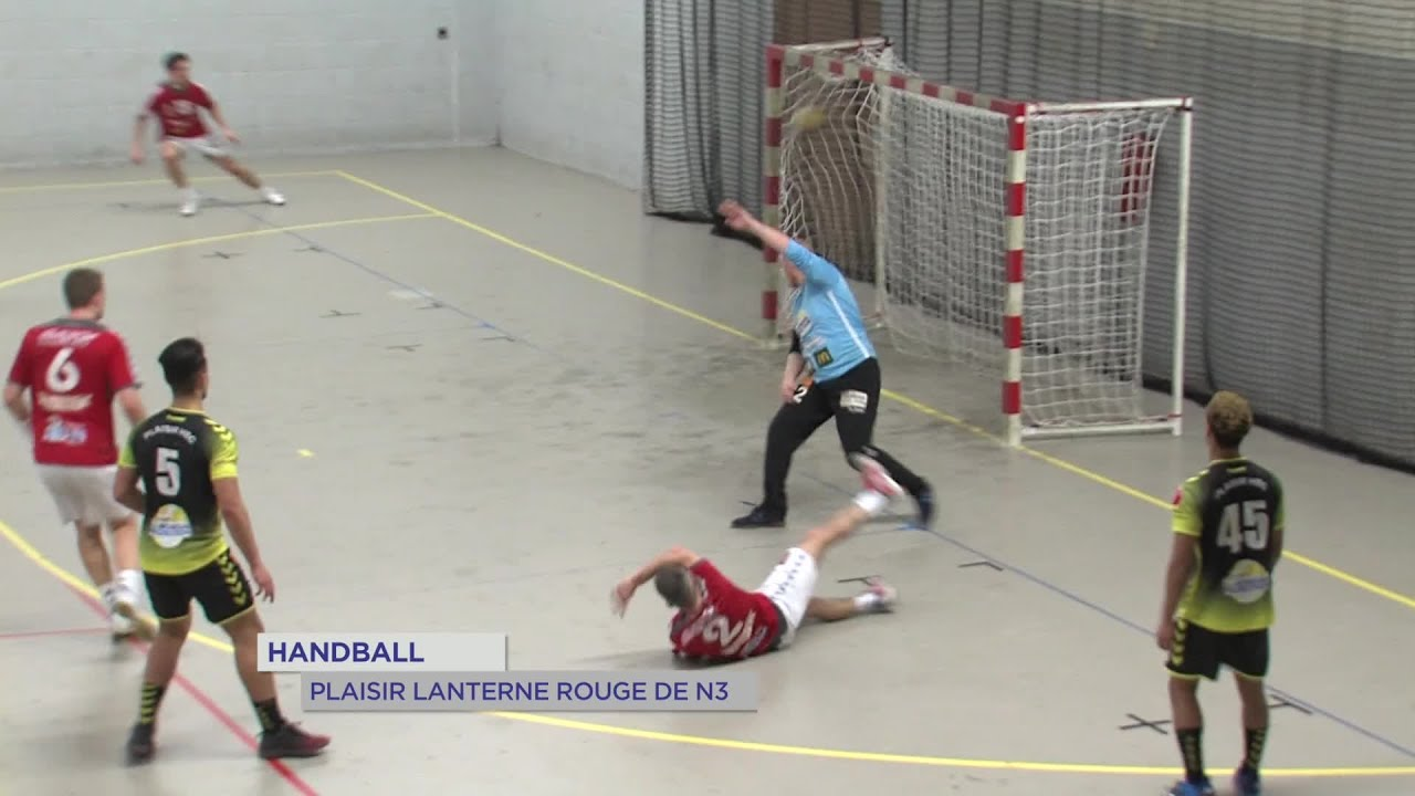 Yvelines | Handball : Plaisir lanterne rouge de N3