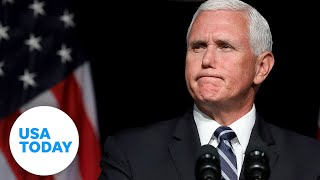 VP Pence holds press conference with Florida governor to discuss COVID-19 | USA TODAY