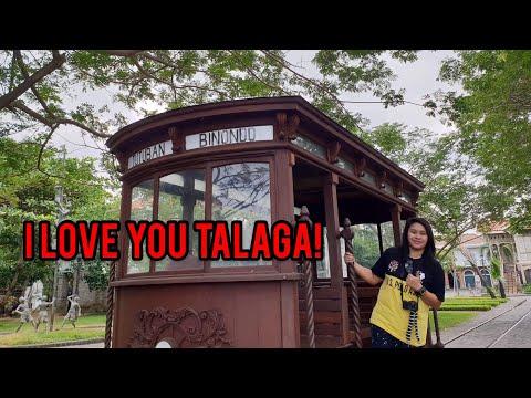 NAINLOVE AKO SA BATAAN! | (LAS CASAS FILIPINAS DE ACUZAR TOUR PART 1)