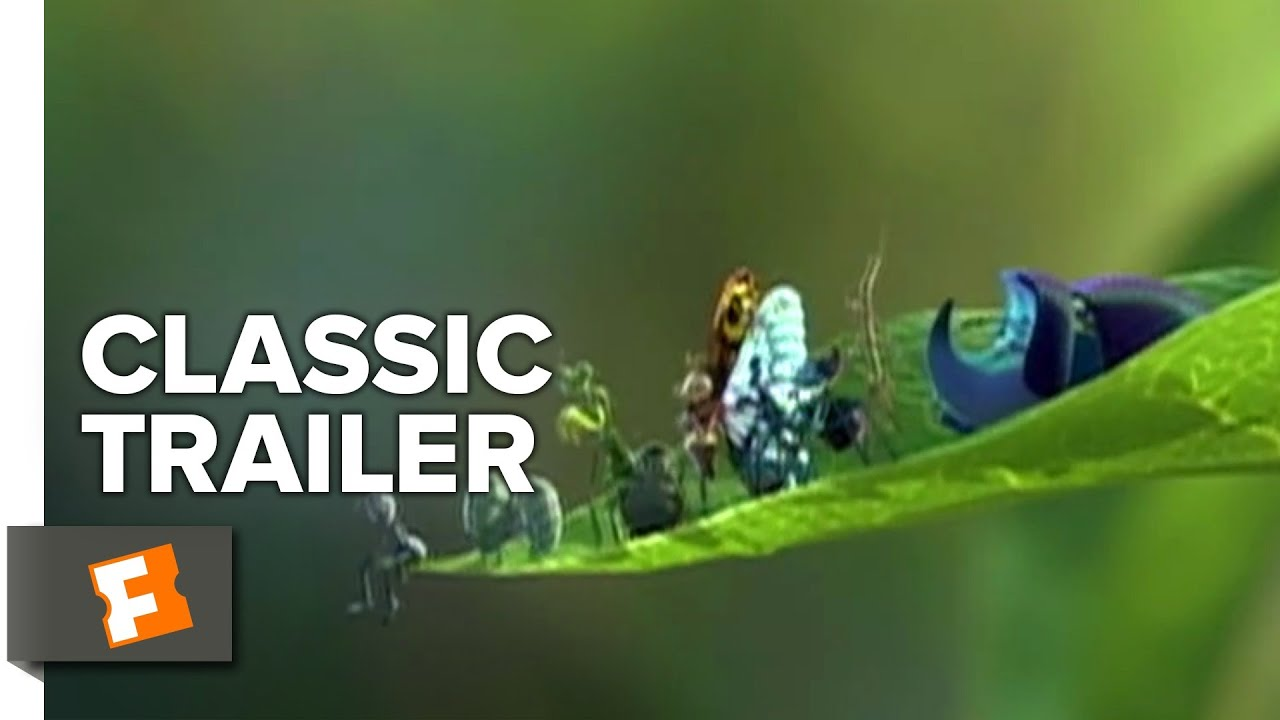 A Bug S Life 1998 Teaser Trailer 1 Movieclips Classic Trailers Youtube