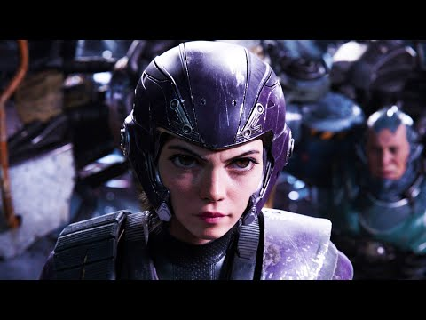 ALITA BATTLE ANGEL Promo Clips