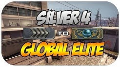 CSGO - Road to Global Elite - Silver 4