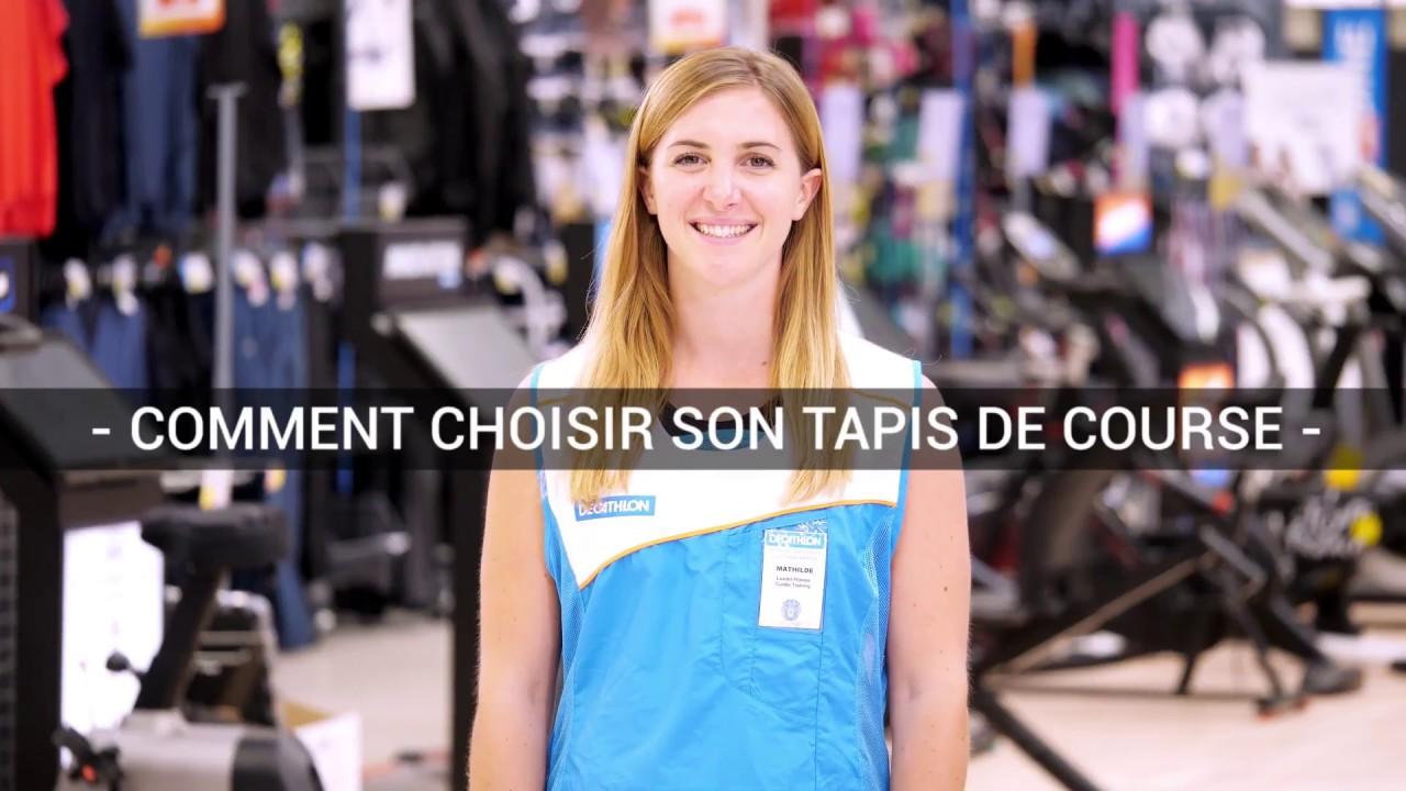 Comment Choisir Son Tapis De Course Domyos