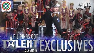 PGT 2018 Exclusive: Baguio Krayonz's animalistic dance challenge