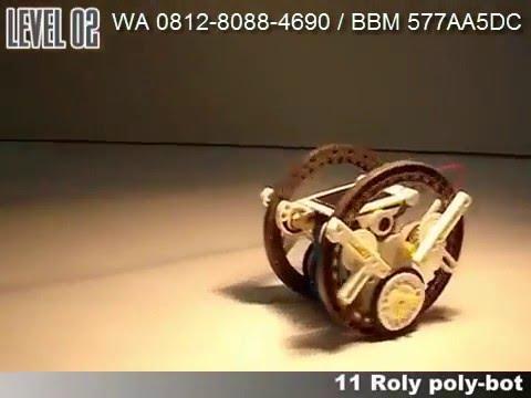 Mainan Edukasi Robot Surya Wall E, 081280884690