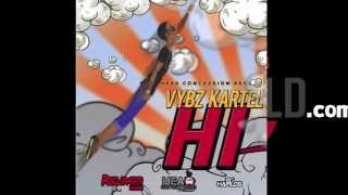 Vybz Kartel - Hi (Dancehall 2013 Produced by RVSSIANHCR)