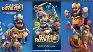 review deck gw clash royale
