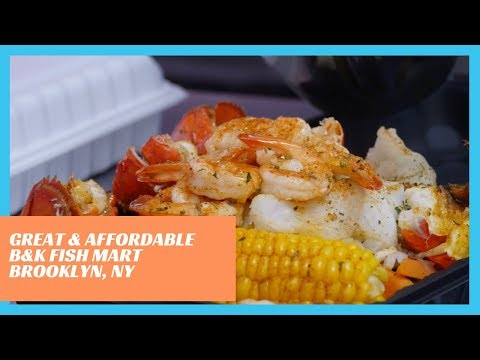 Great And Affordable Fish Market In Bed-Stuy Brooklyn, NY