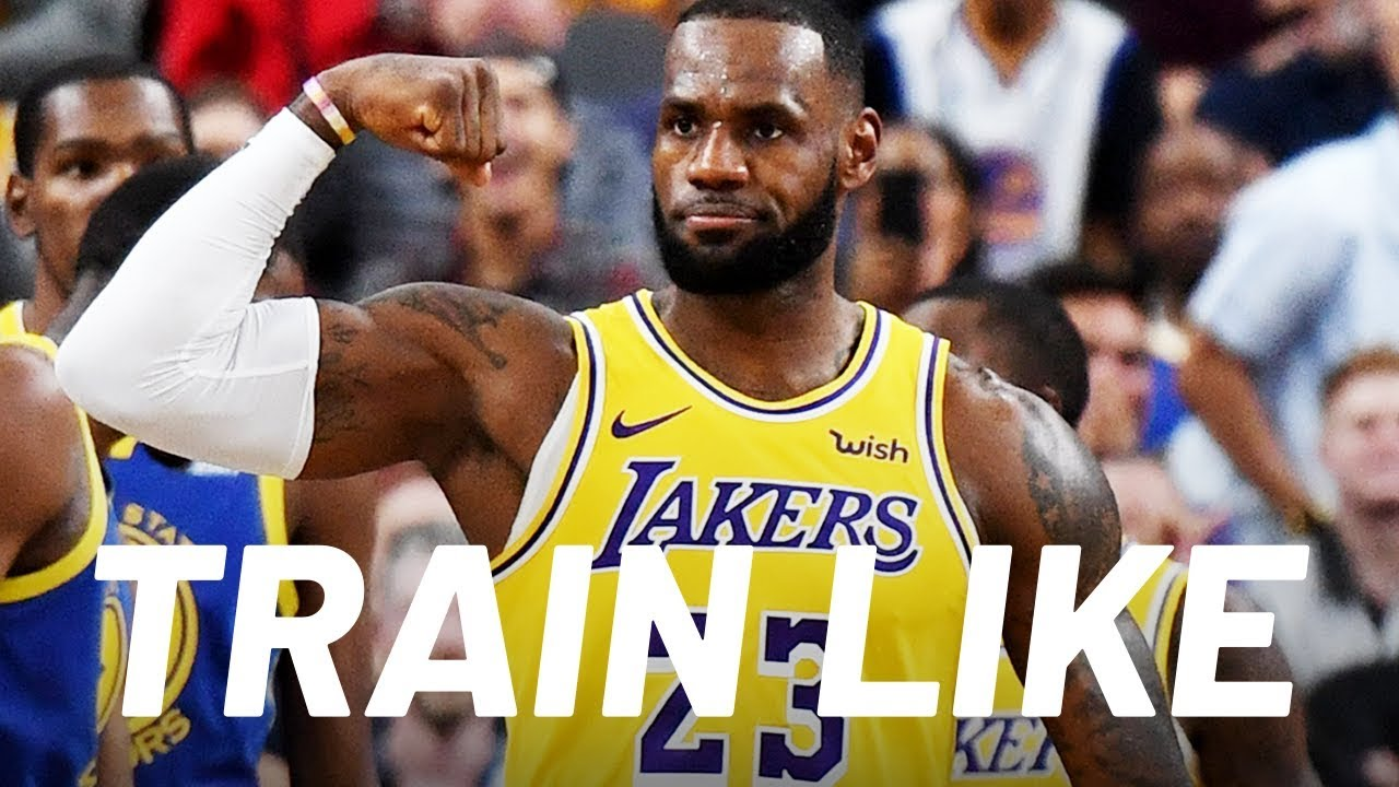 <div>LeBron James Workout Explained By His Trainer | Train Like A Celebrity | Men's Health</div>
