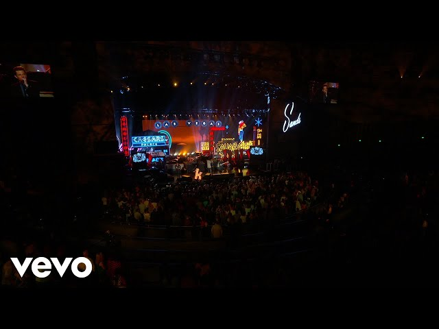 The Killers - Carolina In My Mind (Live From Jimmy Kimmel Live!)