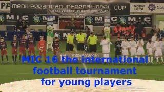 MIC 16 FINAL U12 :  FC BARCELONA VS REAL MADRID