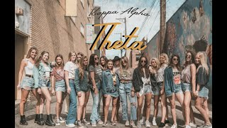 Penn State: Kappa Alpha Theta 2019
