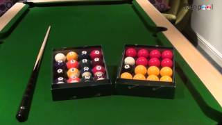 Snooker Accessories - Pool Accessories and Stuff!! (Where I get them from etc)