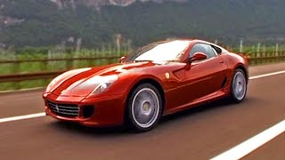 Road Trip To Italy In The Ferrari 599 #TBT - Fifth Gear
