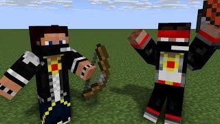 Самые лучшие игроки в Мире! (нет) - [БоуСплиф] MineCraft