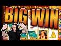 BIG WIN on CAPTAIN VENTURE Slot - Casino Stream Big Wins