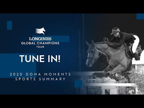 2020 Doha Moments | Sports Summary | Tune In
