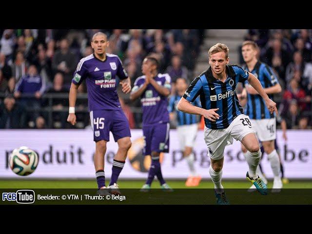 2013-2014 - Jupiler Pro League - PlayOff 1 - 02. RSC Anderlecht - Club Brugge 3-0