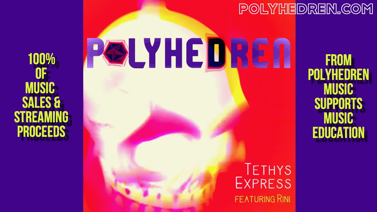 Tethys Express music video and AR effect
