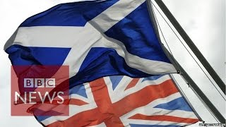 Scottish referendum: How will the result be decided? BBC News