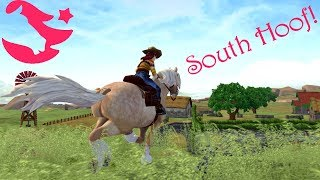 The Brand New South Hoof Farm! ~ SSO Star Stable Online