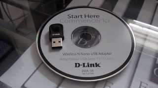 Hackintosh WiFi nano adapter DWA 131