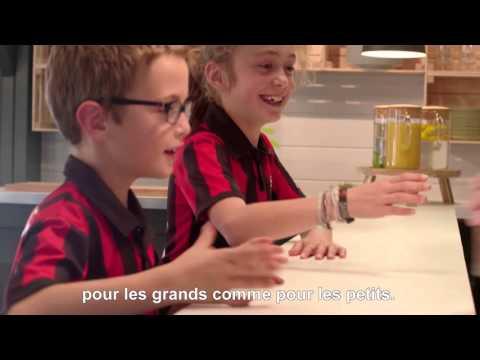 IKEA BUSINESS: l'aménagement du Club House du Daring Hockey Club