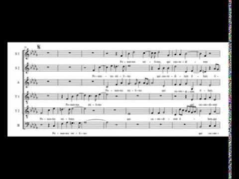 Gesualdo - Sepulto Domino (Resp. de Sabbato Sancto)