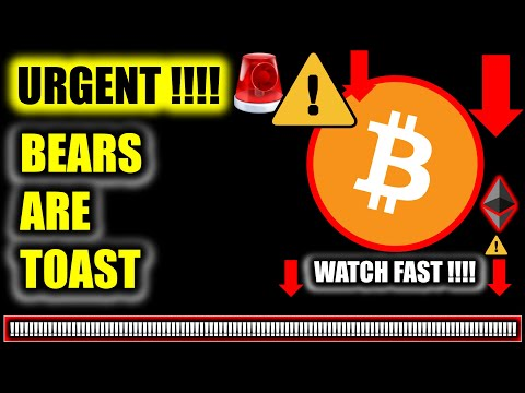⚠️ MOST IMPORTANT BITCOIN SIGNAL EVER!!!? ⚠️ Crypto Price Analysis TA/ BTC Cryptocurrency News Today