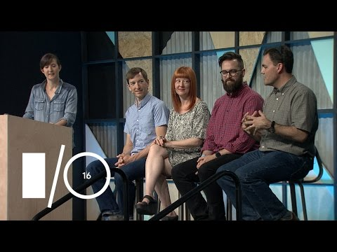 Project Tango Developer Panel - Google I/O 2016