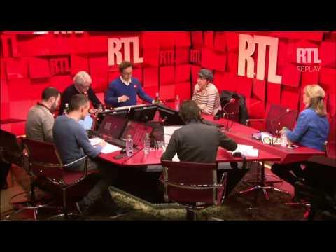 A la bonne heure - Stéphane Bern et Valérie Bonneton - Jeudi 4 Février 2016 - RTL - RTL