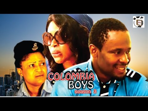 Columbia Boys Season 3 - 2016 Latest Nigerian Nollywood Movie