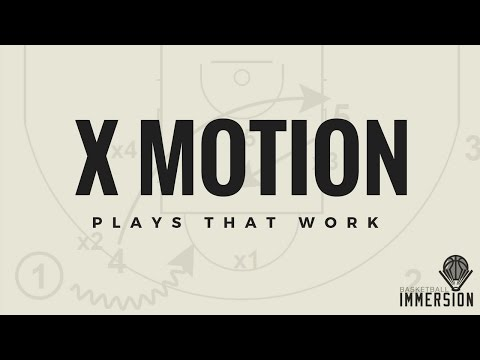 X Motion: Basketball Offense for All Levels