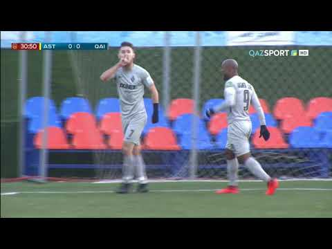 FC Astana Kairat Match Highlights